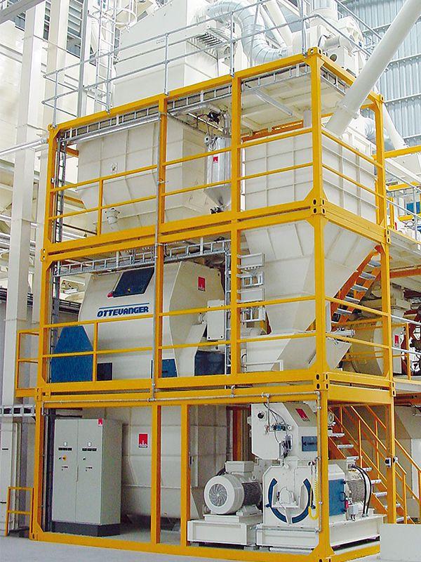 Containerised Mills